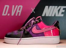 Đôi giày Nike phiên bản D.Va (Overwatch) lần đầu tiên xuất hiện
