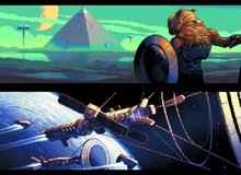 Không thể tin nổi, năm 2018 vẫn còn game đang phát triển trên nền tảng MS-DOS