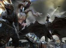 Những hình ảnh đầu tiên của Godzilla: King of Monsters hé lộ cuộc chiến thảm khốc giữa những quái vật khổng lồ
