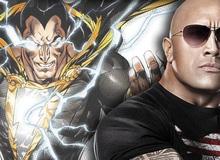 The Rock lên tiếng xác nhận ác nhân Black Adam sẽ không xuất hiện trong Shazam!