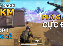 """PUBG Mobile: 5 khẩu súng """"thiện chiến"""" sẽ giúp bạn giành ưu thế nhiều hơn"""