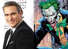 """Nam diễn viên Joaquin Phoenix chia sẻ phim riêng về Joker đã khiến anh sợ """"vỡ mật"""""""