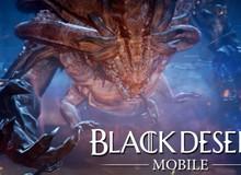 [Video] Cận cảnh đánh Boss tuyệt hay trong Black Desert Mobile