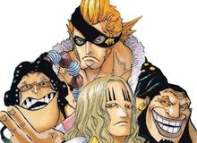 One Piece: Sự thật thú vị về 4 Siêu tân tinh Urouge, Apoo, X Drake và Hawkins