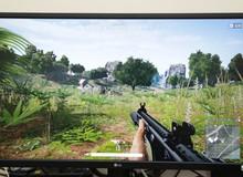LG 27GK750F - Màn hình gaming 'siêu phẩm' cho PUBG và thể loại bắn súng