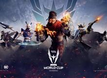 Lịch thi đấu chung kết thế giới Liên Quân Mobile AWC 2018