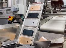 Cùng chiêm ngưỡng robot tái chế mới của Apple với khả năng tháo rời 200 chiếc iPhone trong 1 giờ