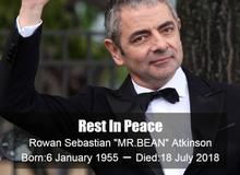 """Mr. Bean lại bị """"khai tử"""" trên mạng xã hội facebook khiến fan phẫn nộ"""