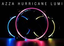 """Quạt tản nhiệt AZZA Hurricane RGB - Dành cho game thủ """"nổi loạn"""""""