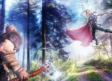 Kratos đại chiến Thor, ai sẽ là người chiến thắng?