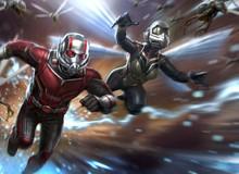 10 điều cần biết trước khi bom tấn 'Ant-Man and The Wasp' đổ bộ