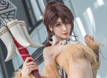 Ngất ngây với cosplay cô nàng Nidalee cực xinh đẹp và gợi cảm