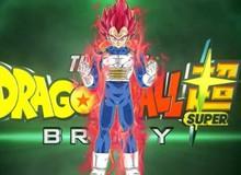 Sau bao ngày chờ đợi, Super Saiyan God Vegeta cũng sẽ xuất hiện trong Dragon Ball Super: Broly?