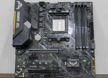 Asus TUF B450M Plus Gaming: Bo mạch chủ nhỏ gọn hiệu năng cao cho game thủ