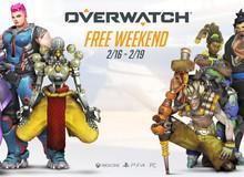 Overwatch chuẩn bị mở cửa miễn phí, các bạn hãy sẵn sàng tải game