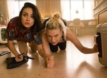 """Thiên thần Mila Kunis bị trai đẹp """"đá"""" trong trailer chính thức phim """"Bạn trai cũ tôi là điệp viên"""""""