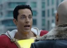 Cười ngất trước những hình ảnh lầy lội của siêu anh hùng Shazam, người có tâm hồn trẻ con