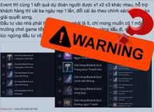 Game thủ Blade and Soul Việt nghi vấn NPH tuồn đồ tràn lan ra bên ngoài