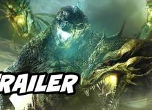 Điểm mặt 4 Kaiju vĩ đại xuất hiện trong Trailer của Godzilla: King of the Monsters