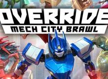 Override: Mech City Brawl – Tựa game Robot choảng nhau đầy hấp dẫn sắp ra mắt