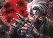 """Ninja sao chép Hatake Kakashi hiện lên cực """"chất"""" trong bộ ảnh fanart"""