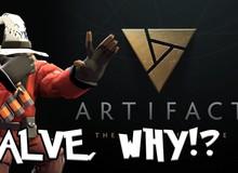 """Caster Dota 2 dại dột để lộ thông tin mới về Artifact, bị Valve """"khóa miệng"""" vĩnh viễn"""