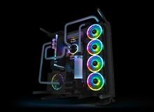 Riing Trio 12 LED RGB - Quạt tản nhiệt 'sang chảnh' điều khiển bằng giọng nói