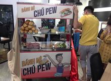 Mừng kênh youtube đạt 2 triệu sub, PewPew đi 'bán bánh mỳ' cho cả phòng ăn