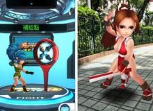 The King of Fighters GO - Đi bắt các chiến binh đường phố theo style Pokemon GO