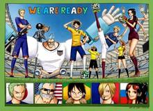 """Thuyết âm mưu: One Piece đã """"thao túng"""" World Cup 2018 như thế nào?"""