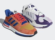 adidas hé lộ hai mẫu giày Goku và Frieza mới dành cho fan Dragon Ball, đảm bảo ai nhìn thấy cũng mê