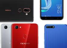 Thị trường smartphone Trung Quốc nửa đầu năm 2018: Oppo dẫn đầu về doanh số, Apple thống trị về doanh thu, Samsung bết bát ở cả hai hạng mục