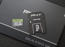 Trên tay cặp đôi tốc độ cao giá siêu hợp lý của PNY cho game thủ Việt: SSD CS900 và thẻ nhớ Elite