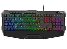 Sharkoon ra mắt bàn phím chơi game 'lấp lánh': SKILLER SGK4 Illuminated