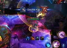 """Liên Quân Mobile: Hết map """"Xi măng"""", game thủ Việt còn tạo ra bản đồ """"Galaxy"""""""