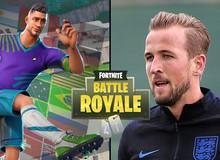 Chơi Fortnite là chìa khóa thành công của H. Kane và tuyển Anh tại World Cup?