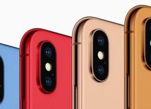 iPhone 2018 sẽ có 3 màu mới: cam, vàng và xanh dương tuyệt đẹp!