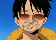 Cười rơi nước mắt khi các nhân vật trong One Piece cosplay lại khuôn mặt của ngài đô đốc Khỉ Vàng