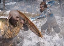 God of War cập nhật phần chơi mới, hứa hẹn tiếp tục là siêu phẩm của mùa hè 2018