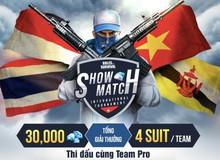 ROS Mobile Showmatch International Tournament: Kịch tính đến phút cuối cùng