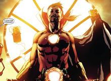 Comics Trivia: Có thể bạn chưa biết, Iron Man đã từng trở thành Phù Thuỷ Tối Thượng mạnh mẽ không kém Dr.Strange
