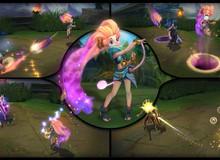 Sốc: Riot Games dự định làm lại bộ kỹ năng của Zoe ngay trong phiên bản 8.17 vì quá bá đạo