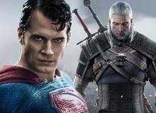"""Là một game thủ thực sự, """"Superman"""" sẽ hóa thân thành Geralt of Rivia trong The Witcher?"""