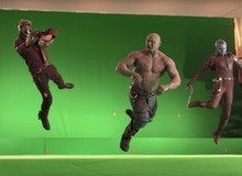 Cười ra nước mắt với những bức ảnh hậu trường Avengers: Infinity War