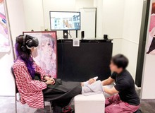 Khám phá dịch vụ mát xa độc nhất vô nhị bằng VR dành riêng cho otaku Nhật Bản, đảm bảo ai cũng muốn thử qua 1 lần