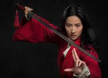 Mulan hé lộ tạo hình siêu ngầu của thần tiên tỷ tỷ Lưu Diệc Phi