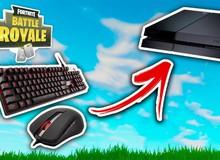 Để công bằng, người chơi Fortnite bằng chuột và bàn phím sắp bị gom chung vào với nhau