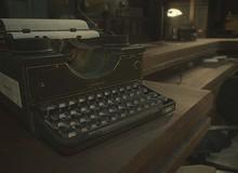 Làm bàn phím cơ dựa theo máy đánh chữ trong Resident Evil 2, Capcom khiến game thủ 'trố mắt' vì giá bán 16 triệu đồng