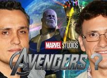 """Anh em đạo diễn Russo """"troll"""" các fan hâm mộ về tiêu đề của Avengers 4?"""
