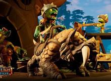 Torchlight Frontiers là sự tiến hóa thực sự của dòng game nhập vai